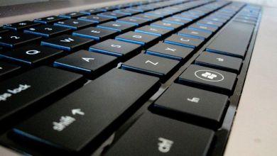 PC teclado