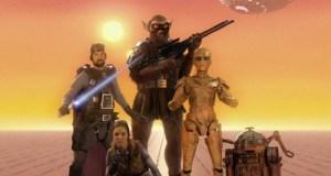 Star Wars Arte Conceptual