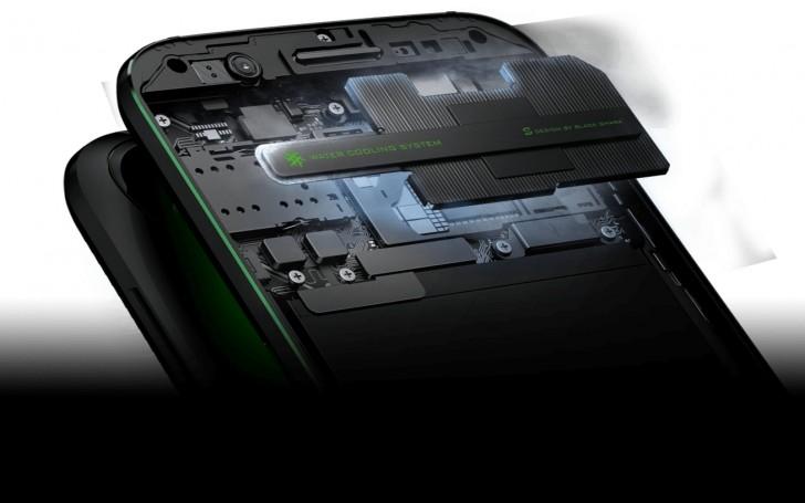 Xiaomi Black Shark Refrigeración Líquida
