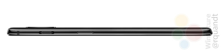OnePlus 6T Trasera