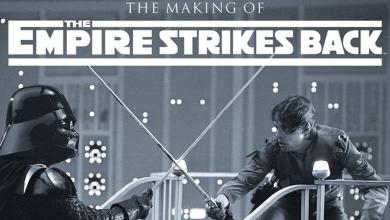 El imperio contraataca making of