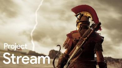 Project Stream Assasinss Creed Odyssey