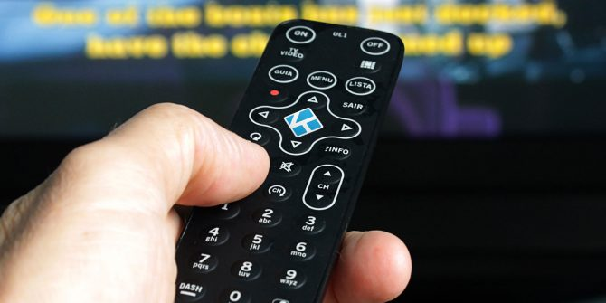 Kodi CEC HDMI