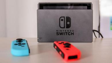 Nintendo Switch: Marzo