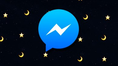 Messenger Dark Mode