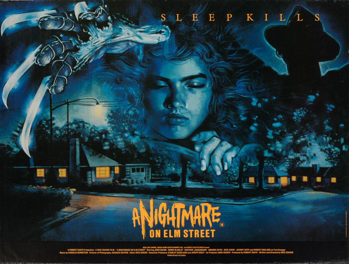 Tina's Death in A Nightmare on Elm Street (1984) – Scriptophobic