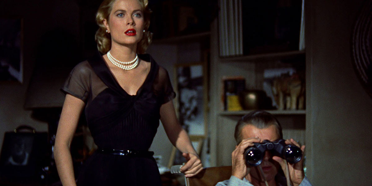 Rear Window, or the World's Scariest Bottle Episode – Scriptophobic