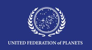 Bandeira da Federação dos Planetas Unidos