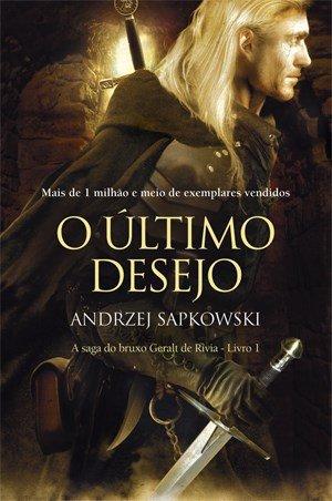 Capa do livro O último desejo