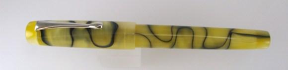 Custom Chronicler in Cream Soda Acrylic