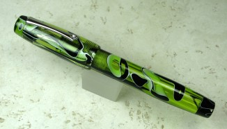 Balladeer in Marsh Water acrylic - 1