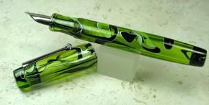 Balladeer in Marsh Water acrylic - 4