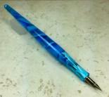 Literati Academe Dip Pen in Topaz Water Acrylic