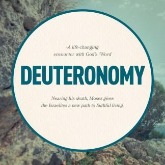 Deuteronomy LifeChange Bible Study