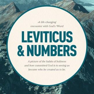 Leviticus & Numbers LifeChange Bible Study