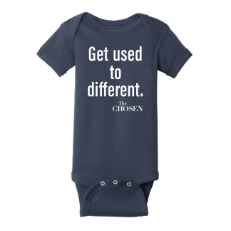 Limited Edition Baby Body Suit Navy