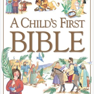 A Child's First Bible Hardcover