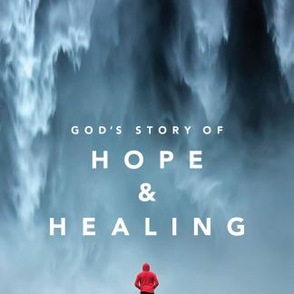 God's Story of Hope and Healing Softcover Front