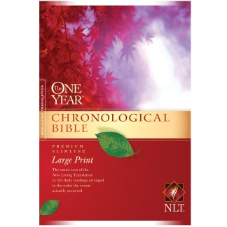 The-One-Year-Chronological-Bible-NLT-Softcover