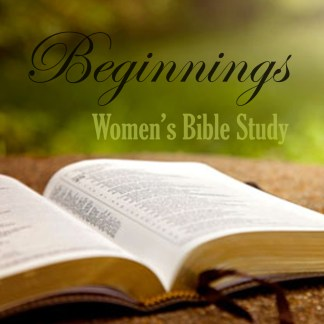 Beginnings Bible Study