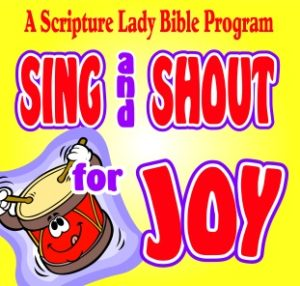 sing and shout for