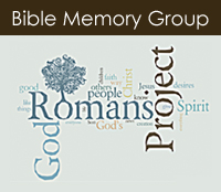 The Romans Project - Bible Memory Group