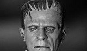 Victor Frankenstein viene accolto sul vascello di Walton