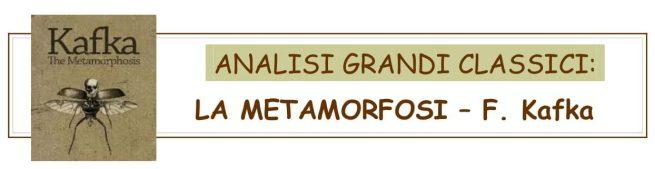 ANALISI GRANDI CLASSICI - LA METAMORFOSI