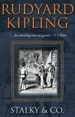articolo che raccoglie 14 curiosità che riguardano la vita e la carriera di Rudyard Kipling