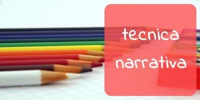 pagina dedicata ad articoli che spiegano le tecniche narrative