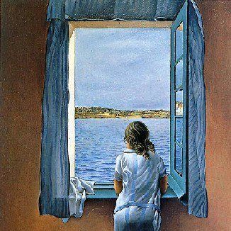 Pensieri alla finestra  Scritto Misto