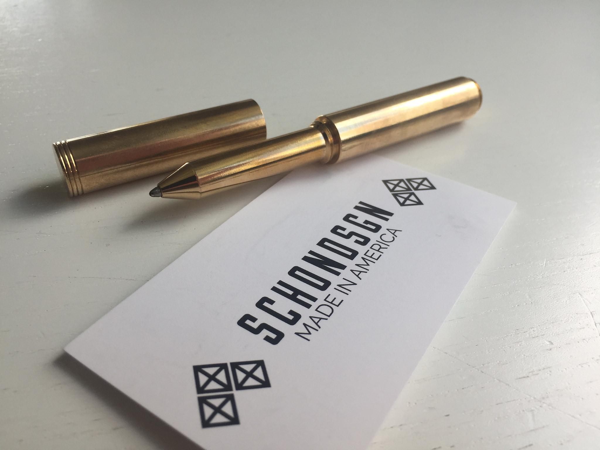 Schon DSGN pen