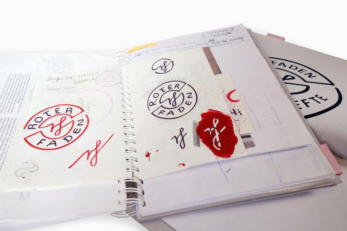 Diploma drafts_Roterfaden Taschenbegleiter