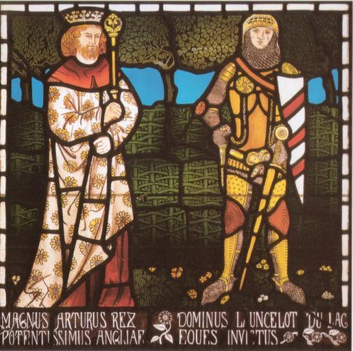 william_morris_king_arthur