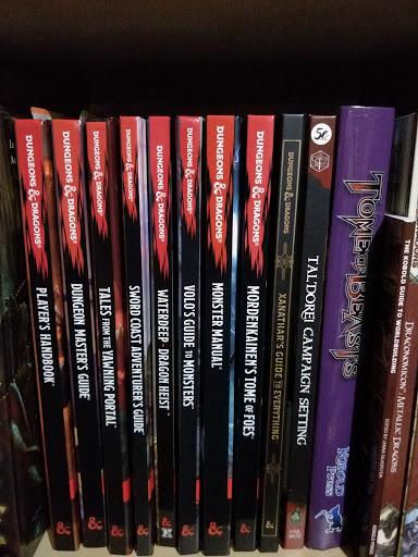 dnd books