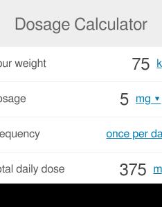 also dosage calculator omni rh omnicalculator