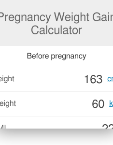 also pregnancy weight gain calculator omni rh omnicalculator