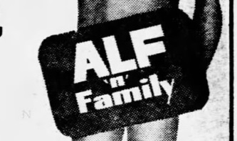 A Few Ads – Alf and Monty – NY Daily News – August 16, 1972