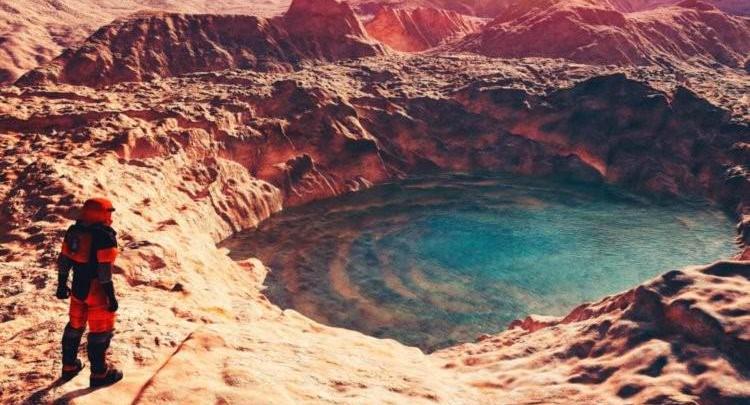Photo of მეცნიერები დარწმუნებულნი არიან, რომ მარსზე წყალი არსებობდა – მარსის მდინარეები უფრო ფართო და მძლავრი იყო, ვიდრე დედამიწაზე არსებულნი