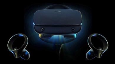 Photo of ახალი VR ჰედსეტი Oculus Rift S