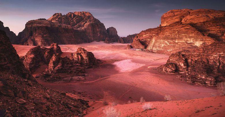 Photo of როგორ ემსგავსება ჩვენი პლანეტა წითელ პლანეტას, 5 დღე უადი-რუმის უდაბნოში