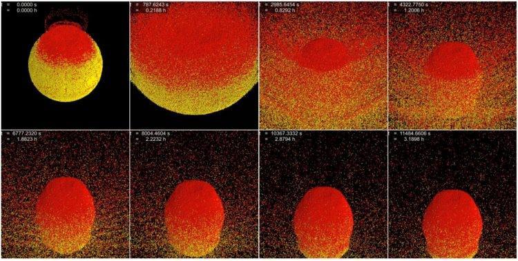 Photo of ასტეროიდების განადგურება იმაზე რთული აღმოჩნდა, ვიდრე აქამდე ითვლებოდა