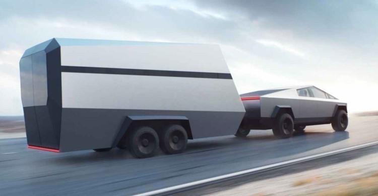 Photo of Tesla Cybertruck-ს ექნება მაღალტექნოლოგიური ინტერფეისი ტვირთის ჩაბმის გამარტივებისთვის