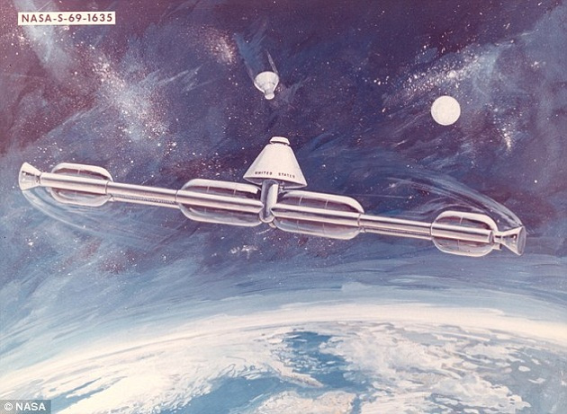1969 space station idea