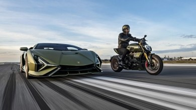 Photo of Ducati-ს და Lamborghini-ს ერთობლივი ელიტარული მოტოციკლი – Diavel 1260