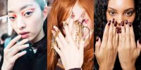 Fall Nail Styles  The Scroll