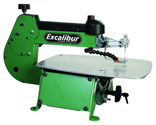 Excalibur Scroll Saw 21 Inch Review