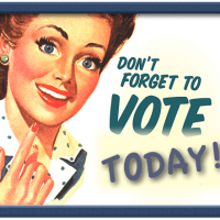 Oklahoma Primary Vote Reminder TODAY June 26th and PS just say NO to debt!