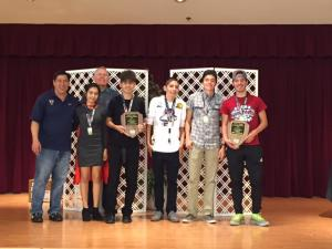 RoadRoad banquet-xc-2016 boys high school