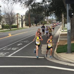 Roadrunners run through redlands 2017